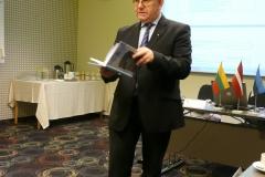 Balti klubide nõupidamine Tartus 29. novembril 2009