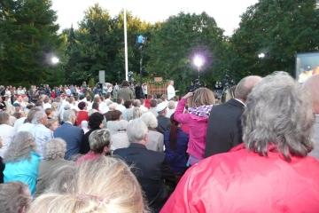 EV 20. aastapäeva tähistamine, Põltsamaal, 20.august 2010
