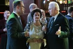Juubilar abikaasa ja Tartu linnapeaga
