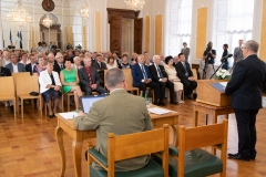 Pidulik üldkoosolek Toompeal